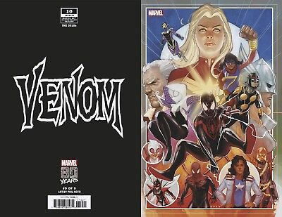 Venom #10 Noto Marvel 80Th Variant - Marvel Comics - Us-Comic - H071