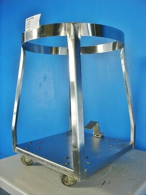 Stainless Steel BOWL CART / Stand Preparation