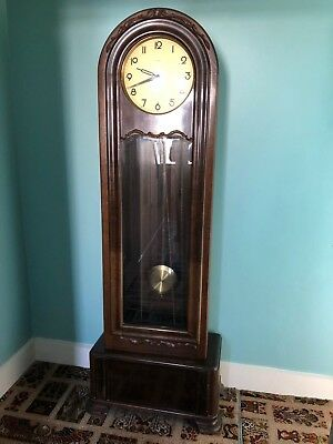 Art Deco Kienzle Grandfather Clock Long Case Clock