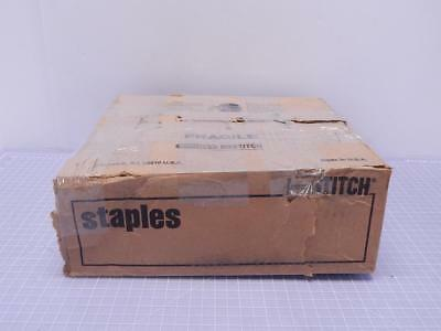 Lot of 100000 Bostitch STH5019 Galvanized Staples 3/8 T112530