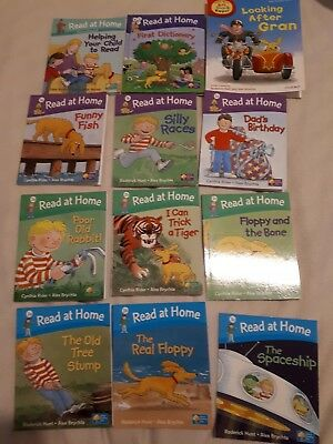 Oxford reading tree books biff chip & kipper set, early reader, first dictionary