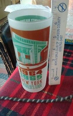 New York Worlds Fair 1964 1965 Port Authority Building Glass