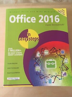 Office 2016 in Easy Steps by Michael Price (English) Paperback Book