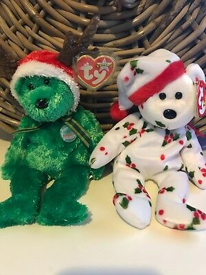 TY BEANIE COLLECTORS Bears - Mint 30d806185da6