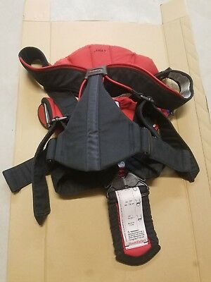e565914aff6 BABY BJORN ACTIVE Carrier Black and Red GOOD CONDITION! -  24.99 ...