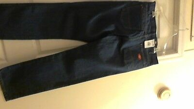 New Dickies Work Jeans 36 x 32 Blue W/ Tags