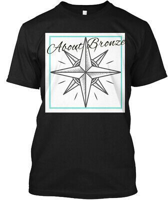 The Bronze Collection - About Hanes Tagless Tee T-Shirt