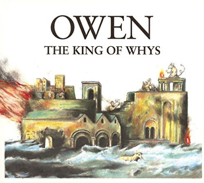 Owen-The King Of Whys CD NEW