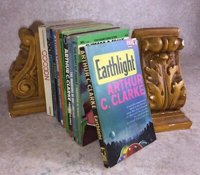 Q33- Sci-Fi Science Fiction Job Lot Vintage Paperbacks Fantasy Novels etc Bundle