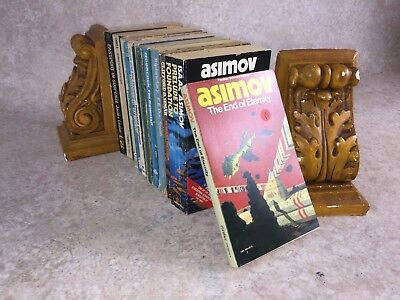 Q28- Sci-Fi Science Fiction Job Lot Vintage Paperbacks Fantasy Novels etc Bundle