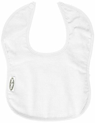 Silly Billyz Snuggly Premium Cotton Toweling Baby Biblet w//Secure Snap 360529