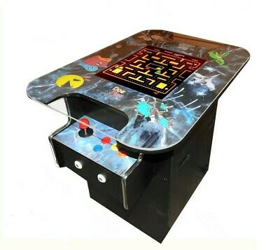 Cocktail Arcade with 412 games , New