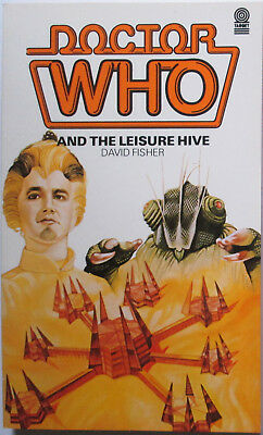Doctor Who and the Leisure Hive, Target Novelisation (Paperback)