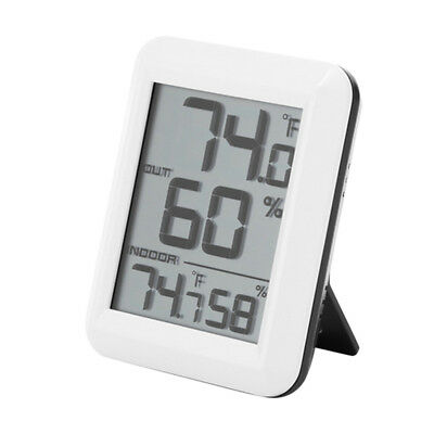 1pc Indoor Wireless Thermometer Hygrometer for Green House Home Farm Wine Cellar