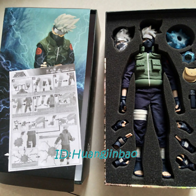 Naruto Hatake Kakashi 1/6 Scale Action Figure In Box Collection Model Toy IFT