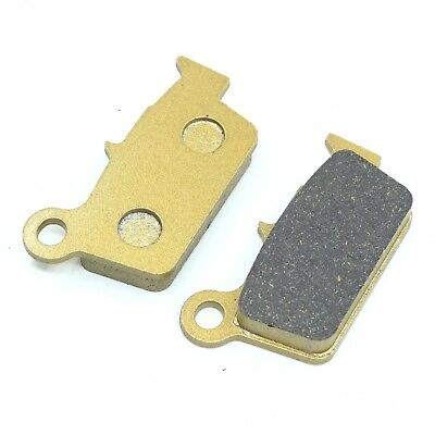 Motorcycle Rear Brake Pads for Yamaha YZ125/250/250F/450F WR250F/250X/250R/450F