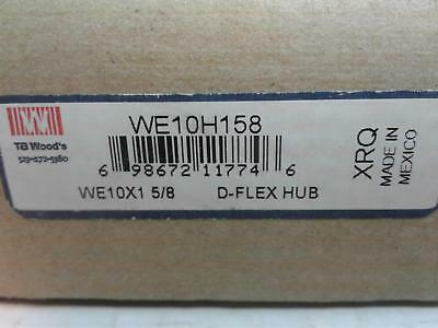 TB Wood's WE10H158 D-Flex Hub