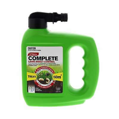 Yates Complete Lawn Insect Control Hose On 500ml Kill Pests In Grass & Soil Lawn