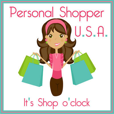 PERSONAL SHOPPER USA  Concierge Service | Assisted purchase | Worldwide Shipping