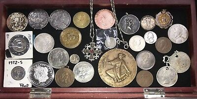 US Coin Collection Key Fob Collection Precious Medals