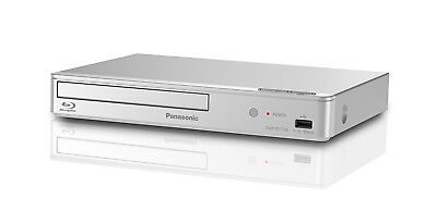 Panasonic DMP-BDT168EG Kompakter 3D Bluray Blueray Player Amazon Prime Video LAN