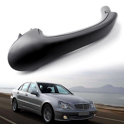 For Mercedes-Benz W203 C-Class Front Right Interior Door Pull Handle OE Black AU
