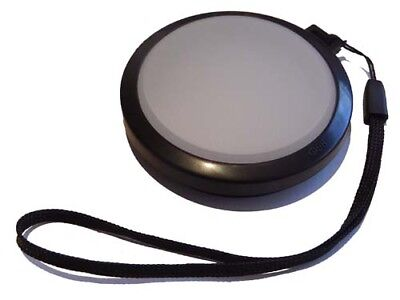 Lens Cap white balance for Canon EF-S 18-135 mm 1:3,5-5,6 IS