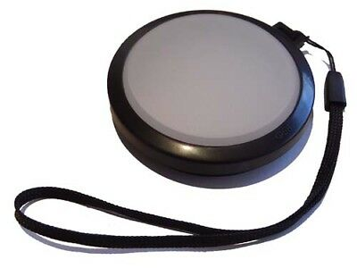 Lens Cap - white balance 72mm for Canon EF-S 18-200 mm 3.5-5.6 IS