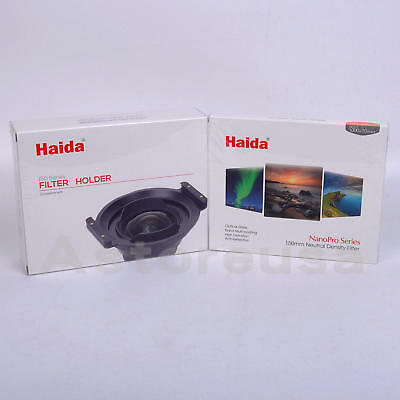 Haida 150mm 10 Stop Kit for Nikon 14-24mm, NanoPro ND3.0 Filter + Holder Set