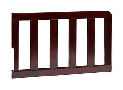 Delta Children Toddler Guardrail, Dark Chocolate