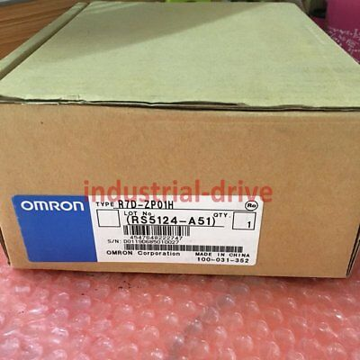 New In Box Omron the drive R7D-ZP01H 1 year warranty R7DZP01H
