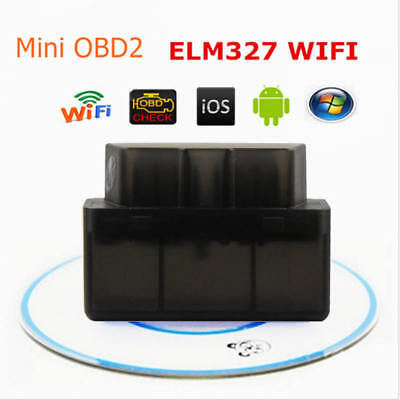 ELM327 OBD2 CAN-BUS Bluetooth WIFI Car Diagnostic Interface Scanner IOS Android