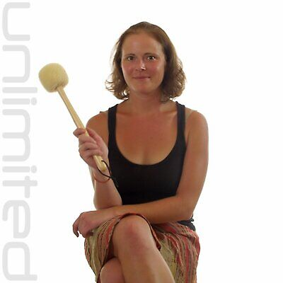 Chalklin Wood Handle Gong Mallets