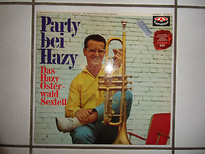 Hazy Osterwald Sextett - Party Bei Hazy *GUT* TOP JAZZ LP