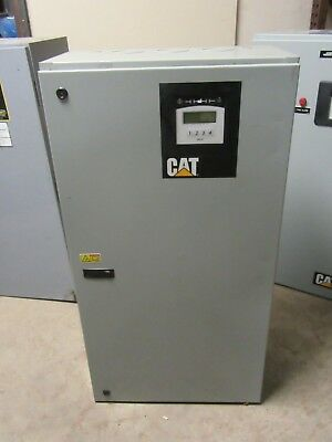 Caterpillar Automatic Transfer Switch Ctgd 120/240V 225A 1-Phase 60Hz *warranty*
