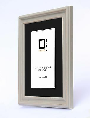 Frame Company Campbell Range Rustic Grey Wooden Picture Photo Frames