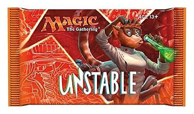 Magic The Gathering Mtg-Ust-Bd-En Unstable Trading Card Booster Pack