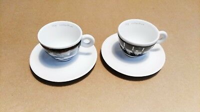 ILLY Collection, PS1 IPA ITALIA 2x Capuccino cups