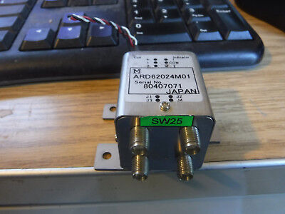 DC-26GHz Transfer Switch , NAIS , low loss