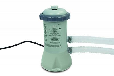 Intex 604g, 2271 l/h Swimming Pool Pumpe Filterpumpe Poolpumpe incl. Filter
