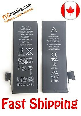 2018 Brand NEW Original Genuine OEM Replacement iPhone 5 5G Battery 616-0613