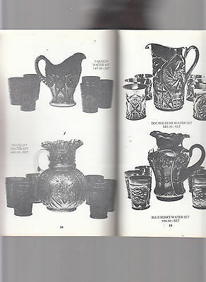 Carnival Glass-Schroader-1St 1977-Glass Collectors Illustrated Price Guide-Rare