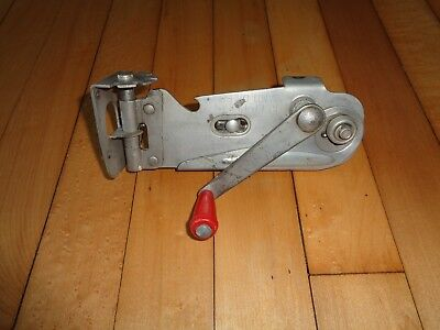 Vintage Swing-A-Way Wall Mount Can Opener with Wall Bracket