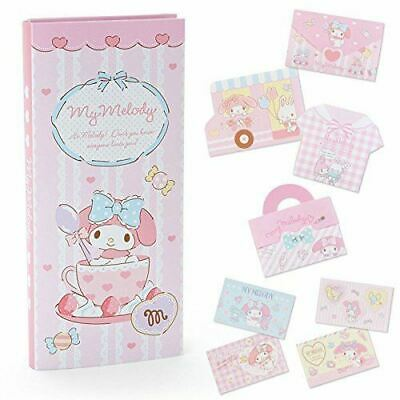 bc130d55a83b My Melody Five kinds of letters