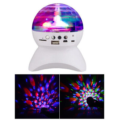 Speaker Portable Light Music Party Led Show Bluetooth Wireless