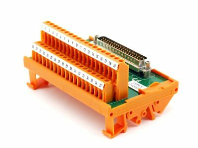 Weidmüller 403-409 Rs pro D-Sub Interface Module Din Rail Mounting