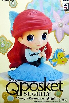 Q posket Disney Characters Sugirly Special Color Ariel / The Little Mermaid