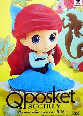 Q posket Disney Characters Sugirly Normal Color Ariel / The Little Mermaid