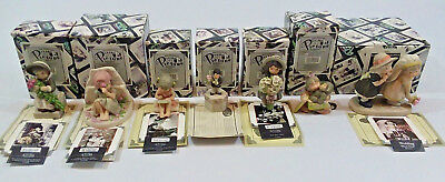 Kim Anderson's 'Pretty as a Picture' Figurines, Lot of 7
