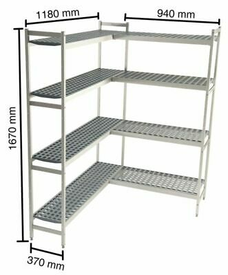 Shelf System for Cold Rooms